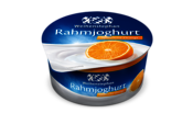 Rahmjoghurt Spanische Orange