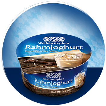 Abbildung Rahmjoghurt Irish cream